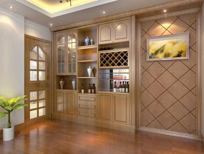 板式家具生产线-定制家具案例