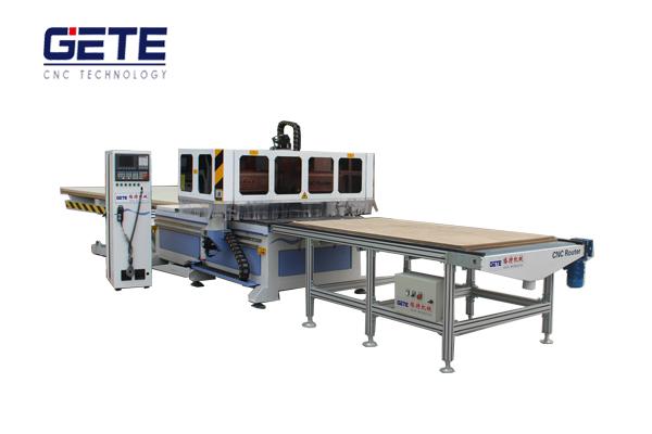 济南格特机械板式家具生产线