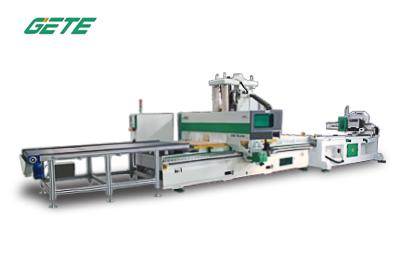 P5 重型自动贴标加工中心加排钻